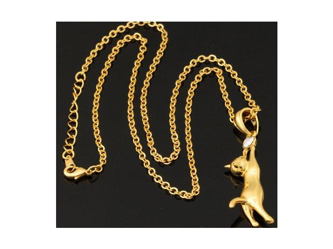 Gold Cat 1