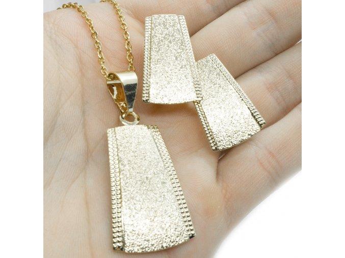 Set Gold Brick