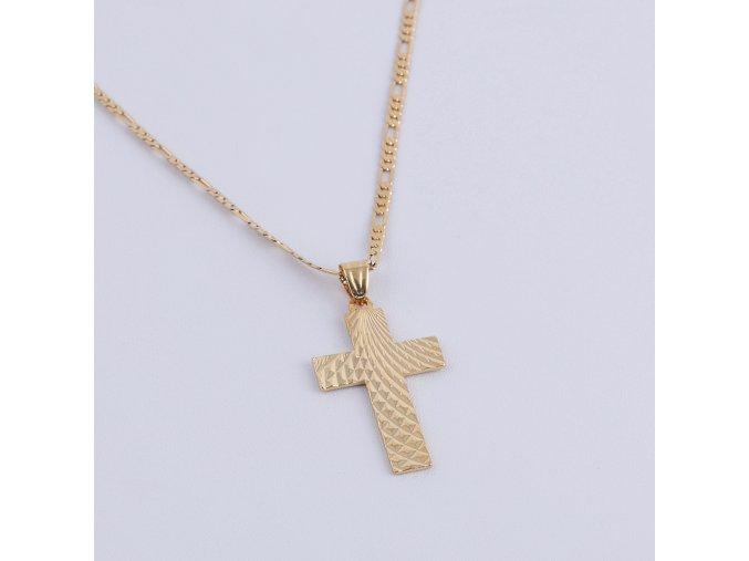 Unisex Gold Jesus