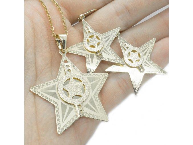Set Star Gold