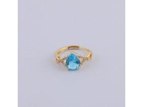 Prsteň Gold-R29