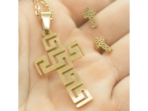 Steel Cross Set-3