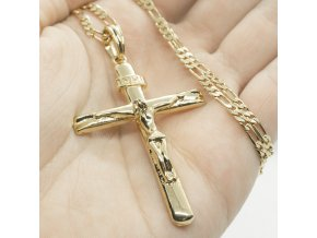 Retiazka Gold Cross-60