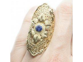 Prsteň Blue EYE