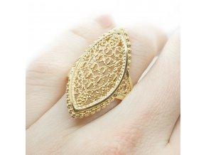 Prsteň Gold-15