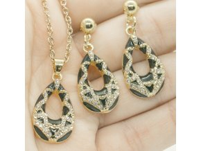 Gold Set Black-333