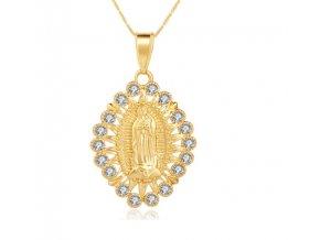 Náhrdelník Panna Mária 11 1