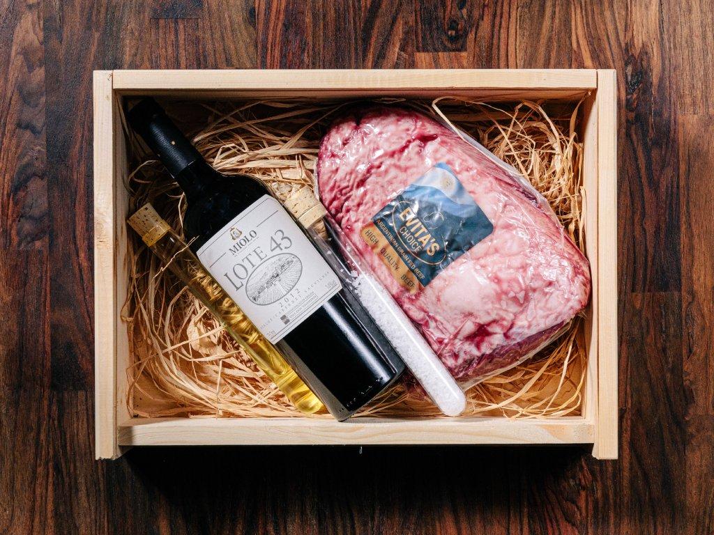 Picanha box