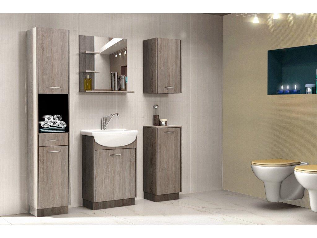 Koupelnový nábytek NANCY Trufel