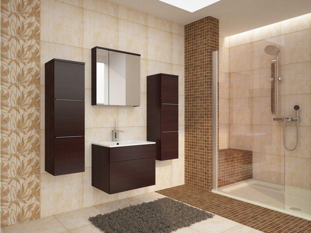 Koupelnový nábytek PORTO Wenge