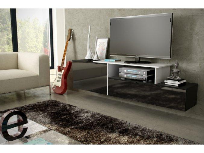 Závěsná skříňka pod televizor/rádio SIGMA 3C