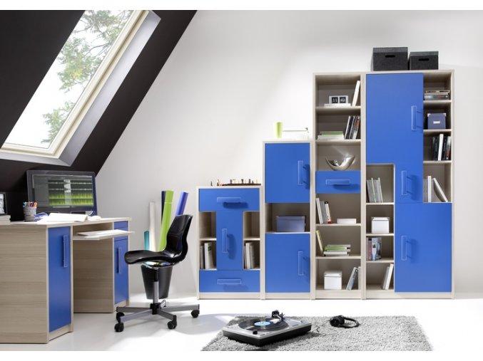 Stylový nábytek do dětského pokoje BREGI 13