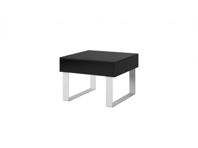 stolek malý černý