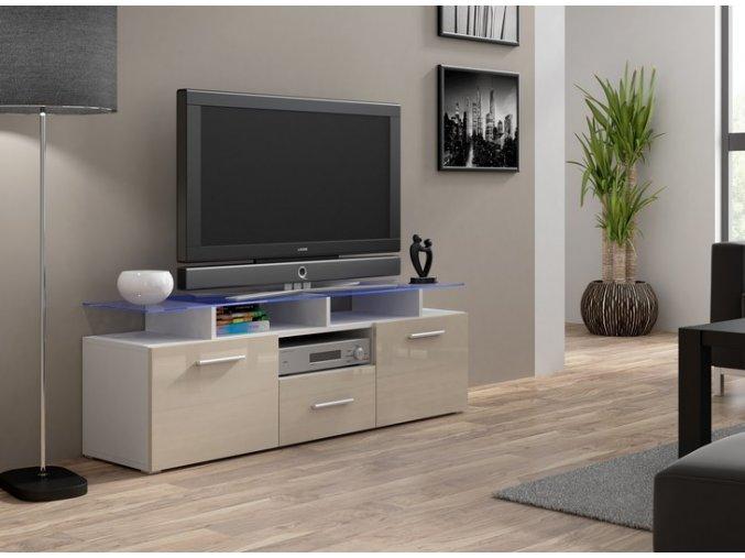 Trendy stolek pod televizor/rádio EVORA MINI 4