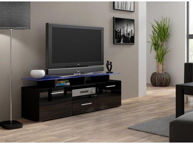 Nadčasový stolek pod televizor/rádio EVORA MINI 5