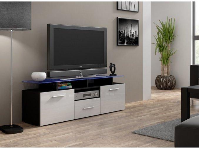 Luxusní stolek pod televizor/rádio EVORA MINI 6