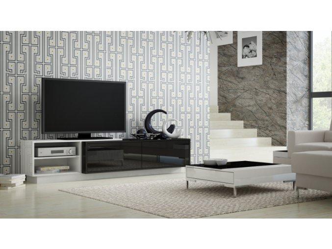 Stolek pod televizor/rádio SIGMA 2A