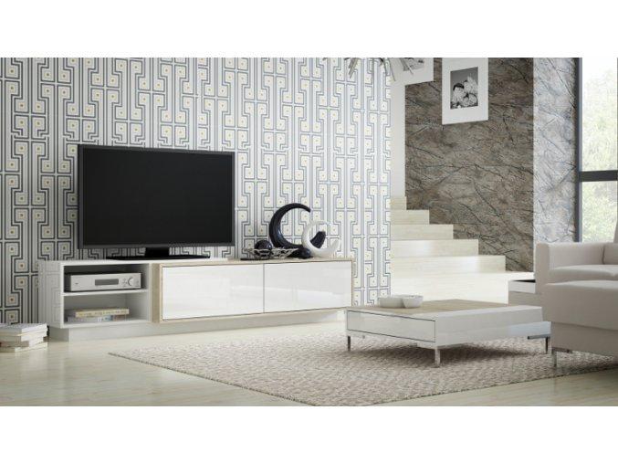 Stolek pod televizor/rádio SIGMA 2B