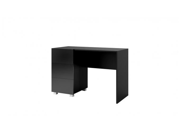 biurko černé