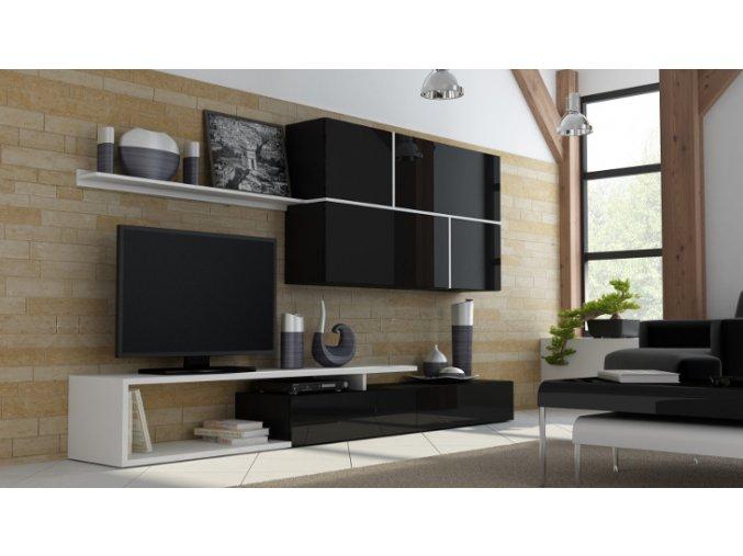 Luxudní obývací stěna GOYA B