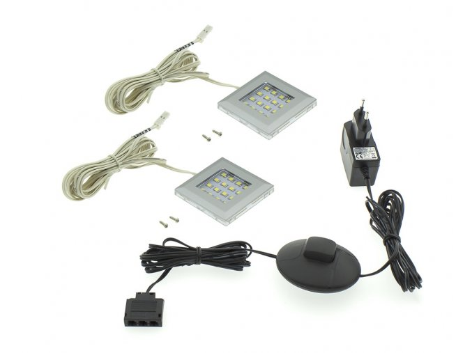 LED QUATRO 2P