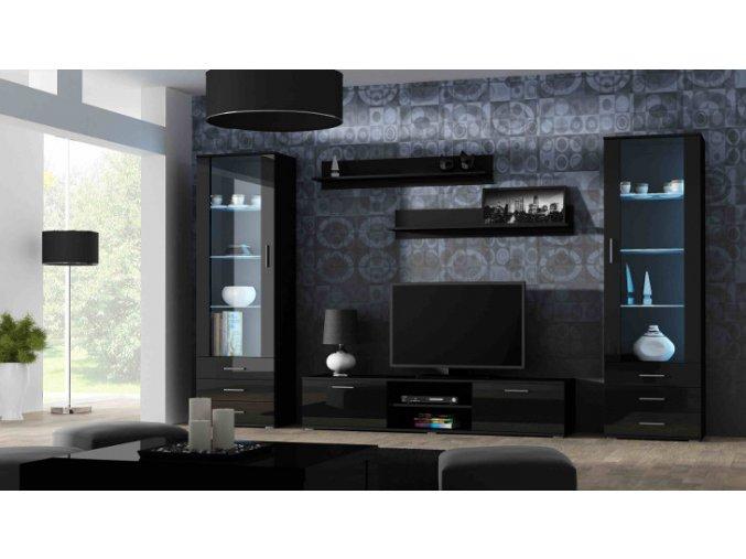Elegantní obývací pokoj SOHO sestava 4