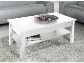 Konferenční stolek VIGO Bílý