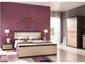 Elegantní ložnice KOLDER sestava 7