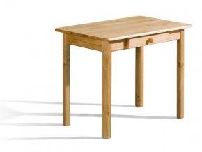 Stůl Max 2 P 60x100 se šuplíkem a laminovanou deskou