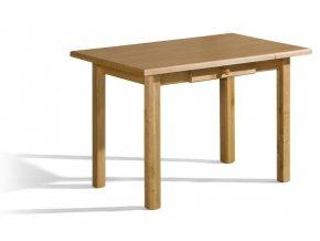 Stůl Max 3 P 70x120 se šuplíkem a laminovanou deskou