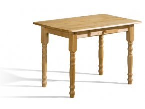 Stůl Max 3 70x120 se šuplíkem a laminovanou deskou