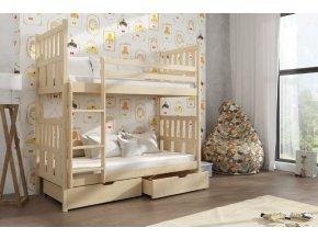 Patrová postel GUMI 15