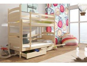 Patrová postel GUMI 12