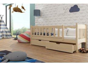 Patrová postel nízká MONO 2