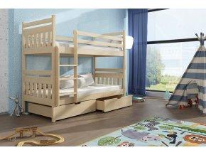 Patrová postel GUMI 7