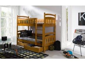 Patrová postel GUMI 2