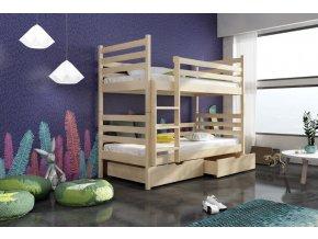 Patrová postel GUMI 6