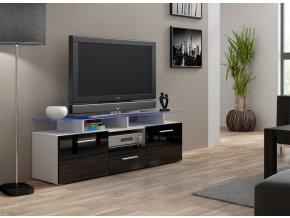 Moderní stolek pod televizor/rádio EVORA MINI 1