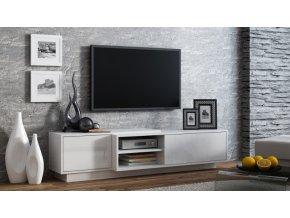 Stolek pod televizor/rádio SIGMA 1 WHITE