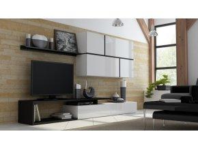 Elegantní obývací stěna GOYA A