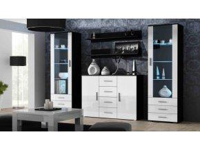 Luxusní obývací pokoj SOHO sestava 3