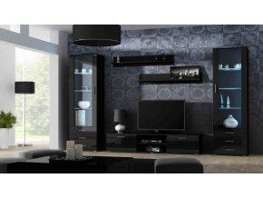 Elegantní obývací pokoj SOHO 4D