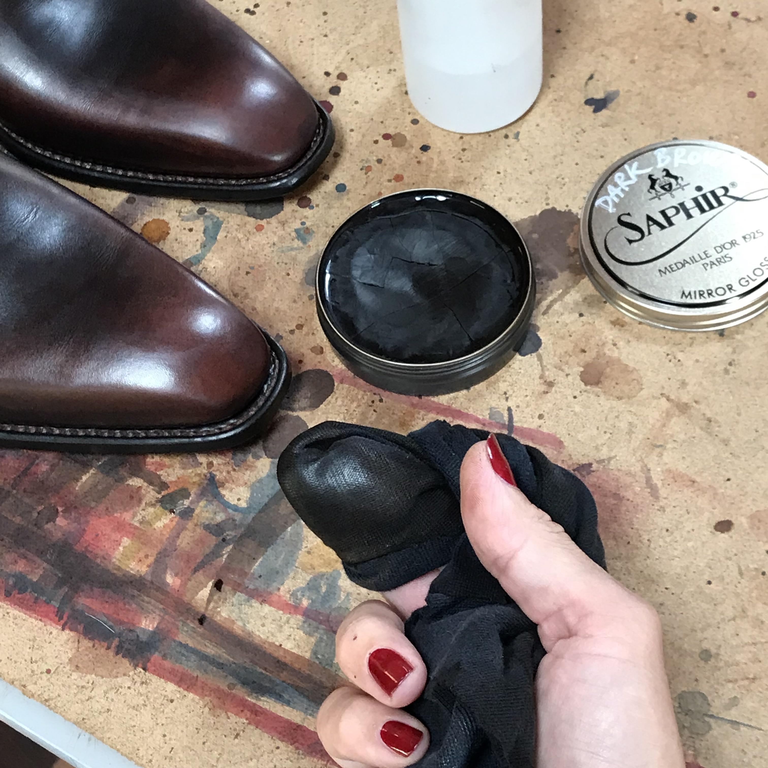 Vaše boty chtějí péči
