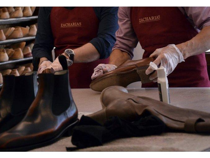 Kurz péče o obuv