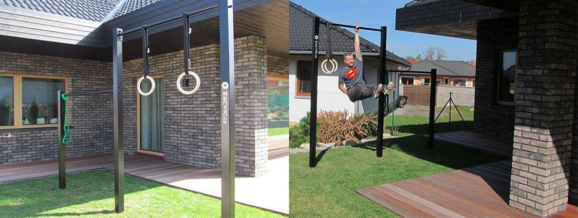 Venkovní hrazdy,hrazda na zahradu,workout hřistě