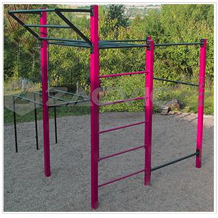 Venkovní hrazda na zahradu-workoutové hřistě