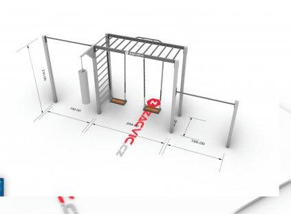 venkovní fitness