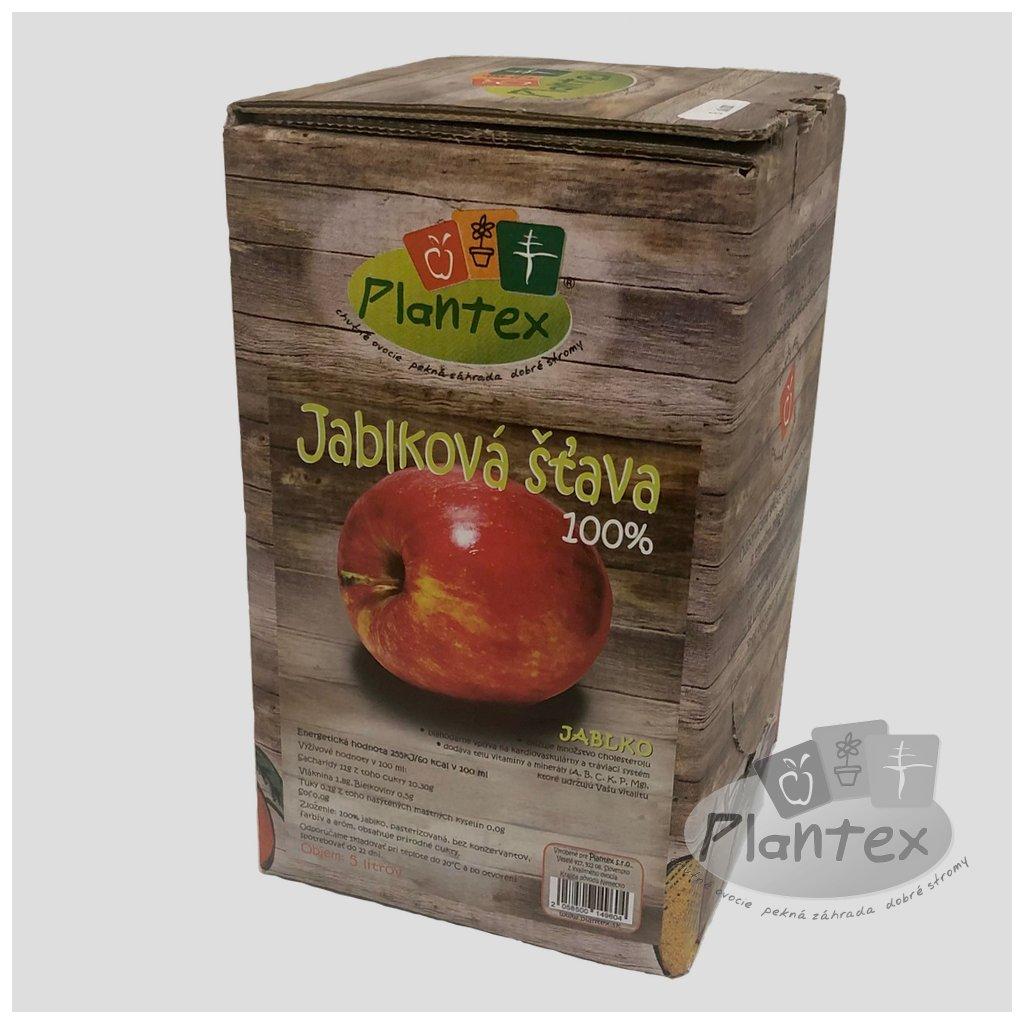 Jablkova stava 5 litrov