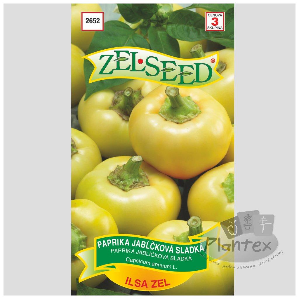 Zelseed semena paprika ilsa zel 1