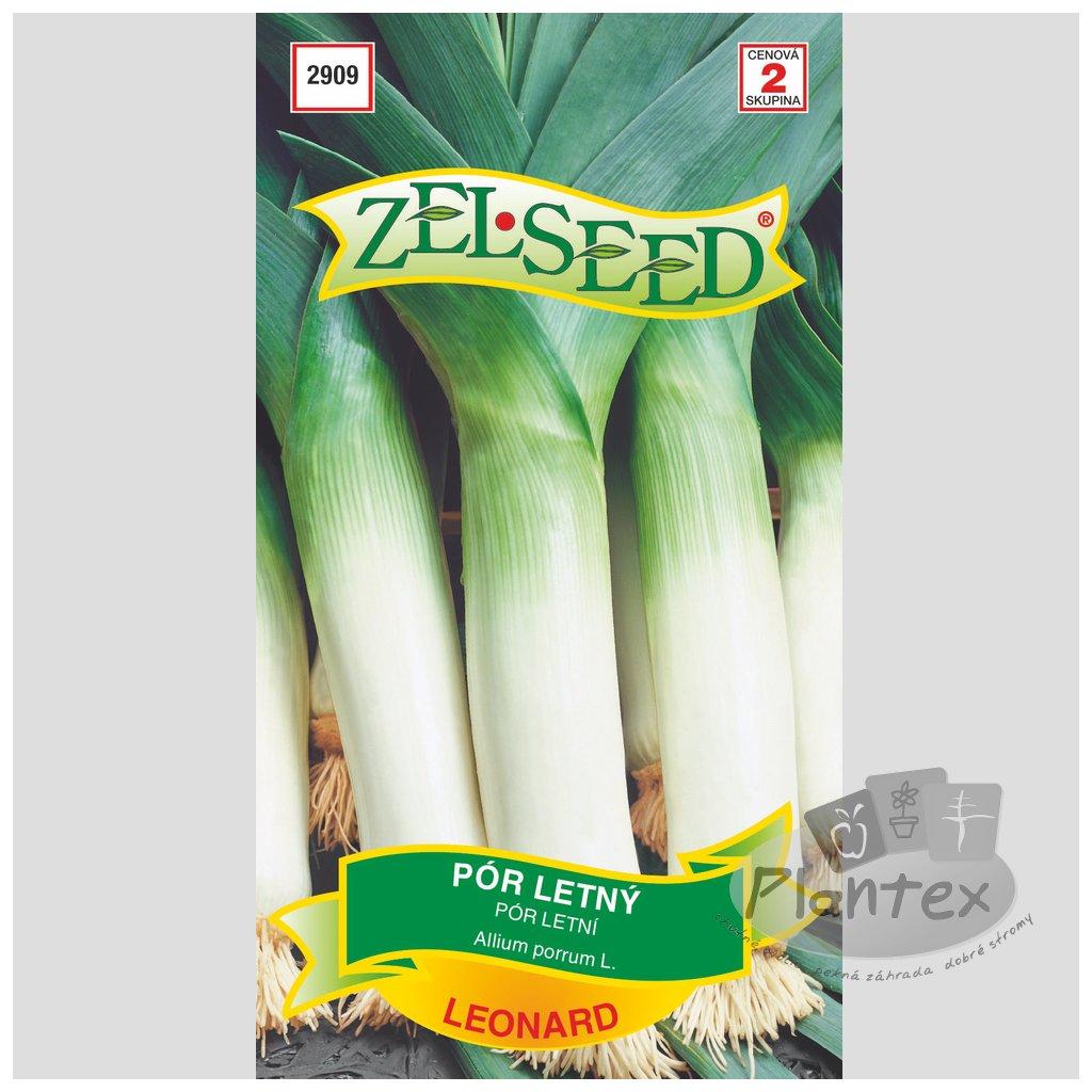 Zelseed semena por leonard 1